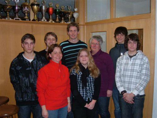 Jugendhauptversammlung 2010