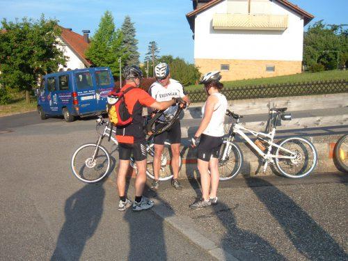 Bodenseeradtour 2010