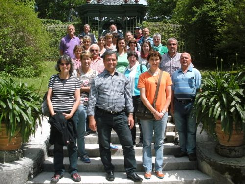 Ausflug 2012 nach Füssen
